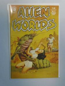 Alien Worlds #9 (Last issue) 6.0/FN (1985)