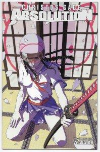 Absolution #4 Crime Files Edition | Christos Gage (Avatar, 2009) VF