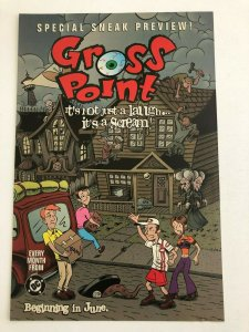 GROSS POINT (1997) #0 Preview Edition DC Comics NM