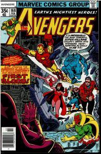 Avengers #168, 8.0 or Better