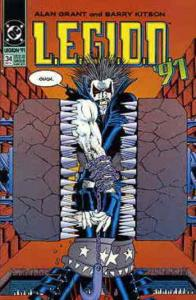 LEGION 89-94  34-47  LOBO! COMICS BOOK