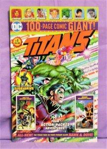 Wal-Mart Exclusive TITANS GIANT Vol 1 #1 Super Sons Sideways (DC, 2019)!
