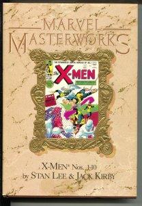 Marvel Masterworks The X-Men-Stan Lee-1st Printing-Vol 3-HC-VG/FN