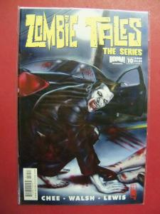 ZOMBIE TALES, THE SERIES #10  (VF/NM 9.0 OR BETTER)   BOOM COMICS