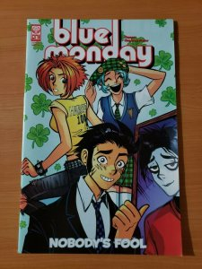 Blue Monday: Nobody's Fool #1 One-Shot ~ NEAR MINT NM ~ 2003 Oni Press Comics