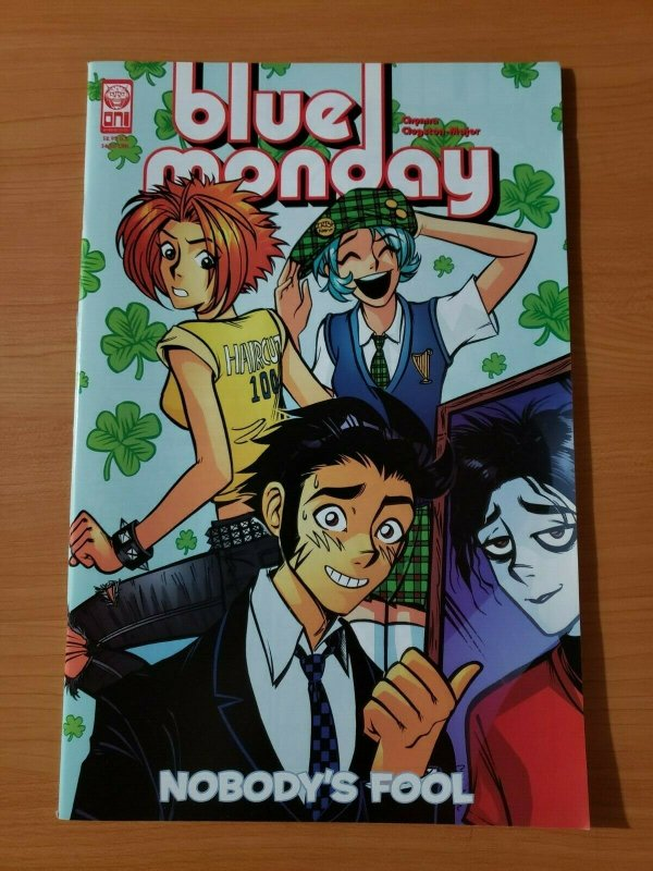 Blue Monday: Nobody's Fool #1 One-Shot ~ NEAR MINT NM ~ 2003 Oni Press Comics