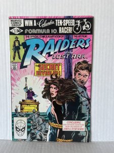 Raiders of the Lost Ark #3 (1981)  Unlimited Combined Shipping