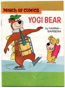 YOGI BEAR #309-1967 GIVEAWAY-TV HANNA-BARBERA-- FN