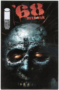 '68 RULE of WAR #4 A, VF+,1st Print, Zombie, Walking Dead, 2014, more in sto