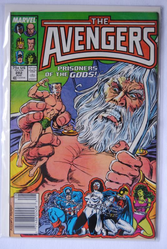The Avengers, 282