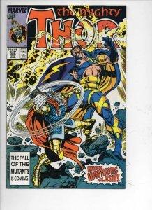 THOR #386 VF/NM God of Thunder Leir 1966 1987, more Thor in store, Marvel