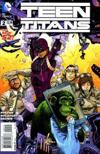 Teen Titans (5th Series) #2 VF; DC   save on shipping - details inside