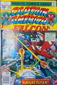 Captain America #213 (1977)