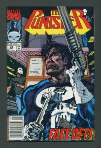 Punisher #63 / 7.5 VFN-  Newsstand  May 1992
