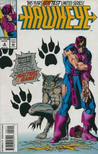 Hawkeye (2nd Series) #2 FN; Marvel | save on shipping - details inside