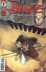 Blade of the Immortal #16 VF/NM; Dark Horse | save on shipping - details inside