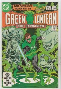 Green Lantern #164 (May-83) FN/VF Mid-High-Grade Green Lantern, The Green Lan...