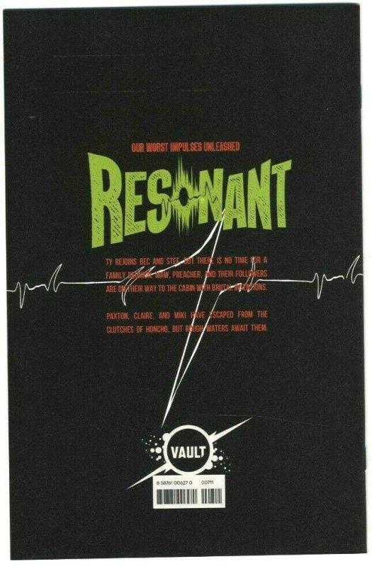 RESONANT #7 (MR) - VAULT COMICS - FEBRUARY 2021