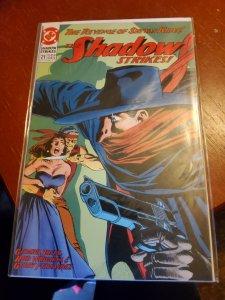 The Shadow Strikes #21 (1991)