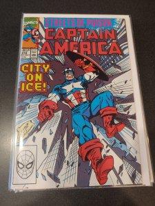 Captain America #372 (1990)