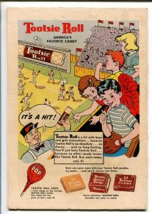 ADVENTURES OF BOB HOPE #35 1955-DC-BABES ON BIKES COVER-vg