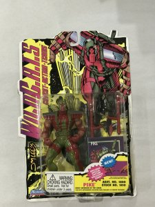 PIKE - WildCATs Covert Action Teams Action Figure (1994 Playmates)