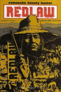Redlaw: Comanche Bounty Hunter #1 VF/NM; Caliber | save on shipping - details in