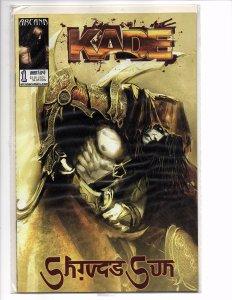 Arcana Comics (2006) Kade Shiva's Sun #1 & 2