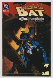 Batman: Shadow of the Bat #14 (DC, 1993) FN-