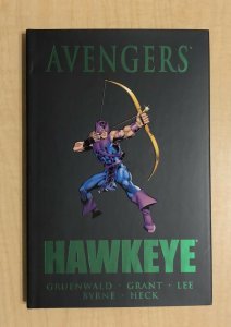 Avengers Hawkeye HC Premiere Edition Collects Hawkeye 1983 1st Series #1-4