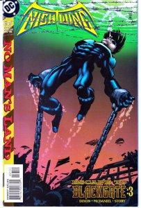 Nightwing(vol. 1)# 37  No Man Land