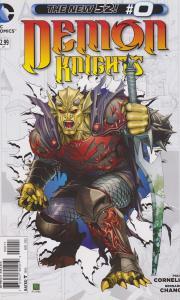 Demon Knights #0