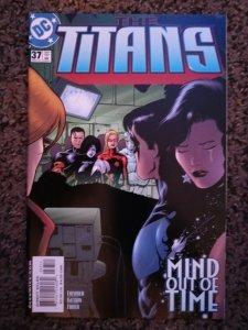 The Titans #37 (2002) Vf-NM