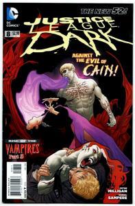 New 52 Justice League Dark #8 (DC, 2012) VF