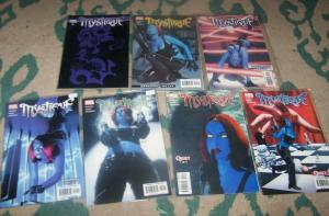 MYSTIQUE # 7,14,16 18 19 20 21 MARVEL 2003 XMEN MUTANT VILLIAN