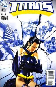 DC TITANS (2008 Series) #18 VF