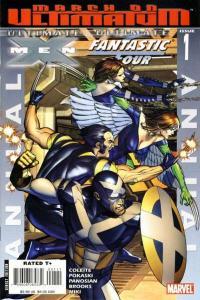 Ultimate X-Men (2001 series) Ultimate Fantastic Four Annual #1, NM + (Stock p...