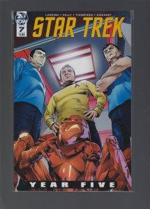 Star Trek: Year Five #7 (2019)