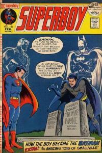 Superboy (1949 series) #182, Fine (Stock photo)