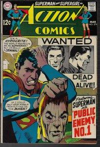 Action Comics #374 (DC, 1969)