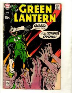 Green Lantern # 71 VG- DC Comic Book Superman Batman Flash Arrow Atom GK1