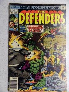 DEFENDERS # 42