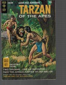 Tarzan of the Apes #173 (Gold Key, 1967)