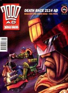2000 AD (1987 series) #788, VF (Stock photo)
