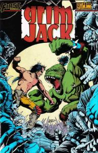 Grimjack #2 VF/NM; First | save on shipping - details inside