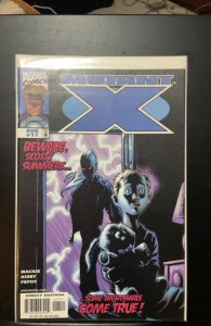 Mutant X #11 (1999)