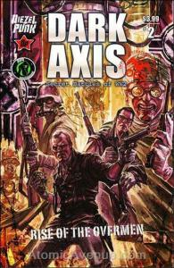Dark Axis: Rise of the Overmen #2 VF/NM; Ape   save on shipping - details inside
