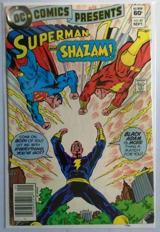 DC Comics Presents #49, 4.5 (1982)