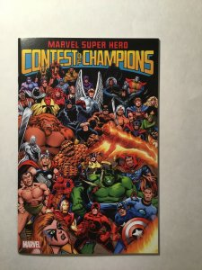 Marvel Super Hero Contest Of Champions Collected Near Mint Nm Marvel