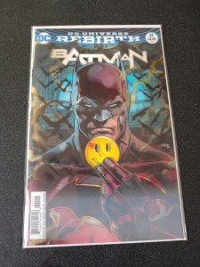BATMAN #21  LENTICULAR COVER NEAR MINT